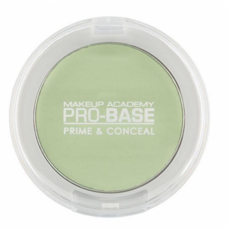 MUA Makeup Academy Pro-Base Prime & Conceal Correcting Cream Green