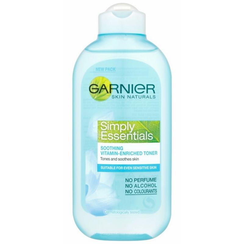 Garnier Soothing Vitamin Enriched Toner