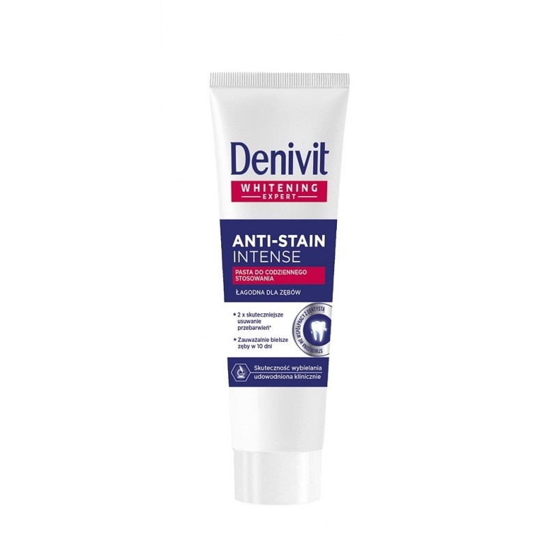 Denivit Anti-Stain Intense Tandkräm