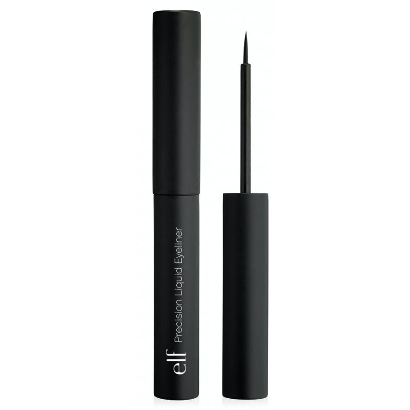 elf  Precision Liquid Eyeliner Black