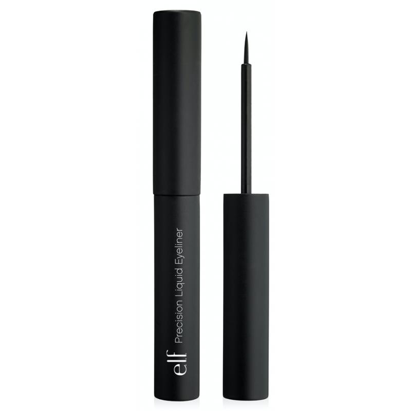 elf Precision Liquid Eyeliner Black