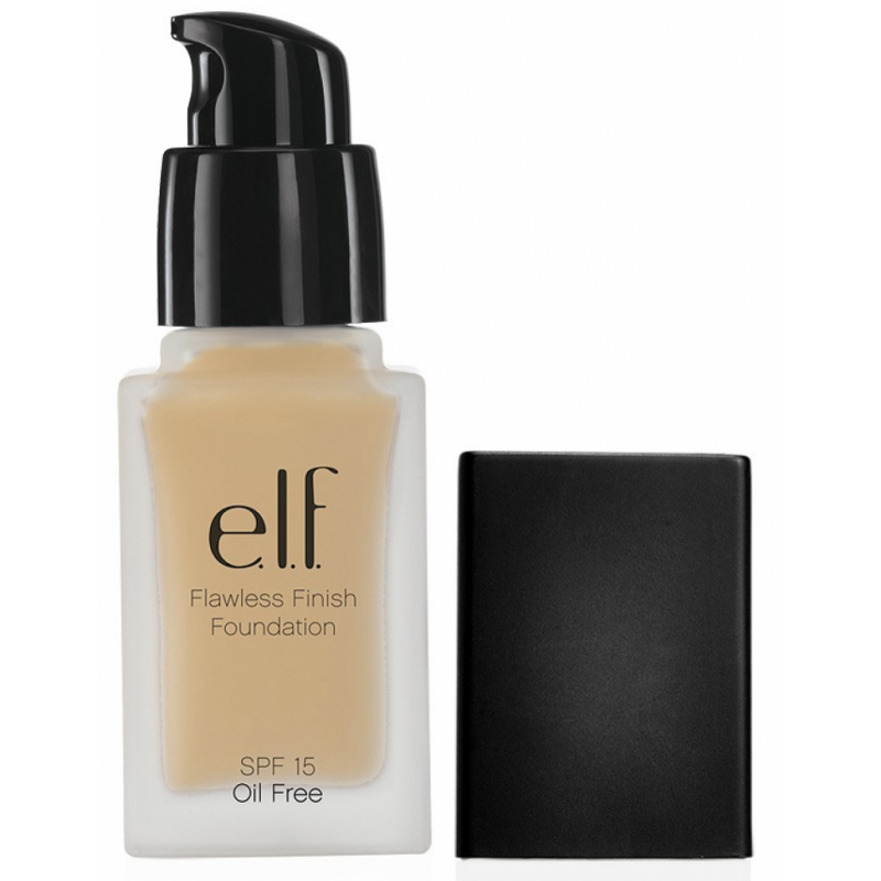 elf Flawless Finish Foundation Sand SPF15