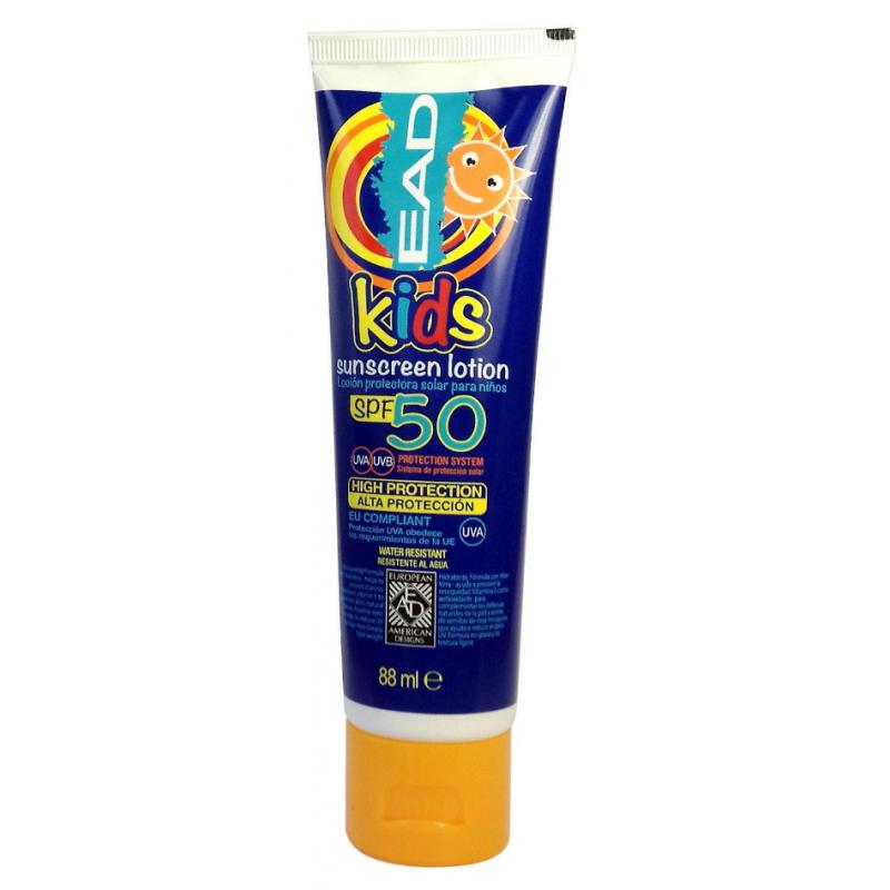 EAD Kids Sunscreen Lotion SPF50