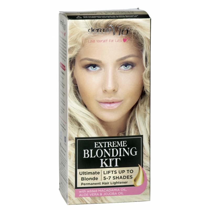 DermaV10 Extreme Blonding Kit Ultimate Blonde