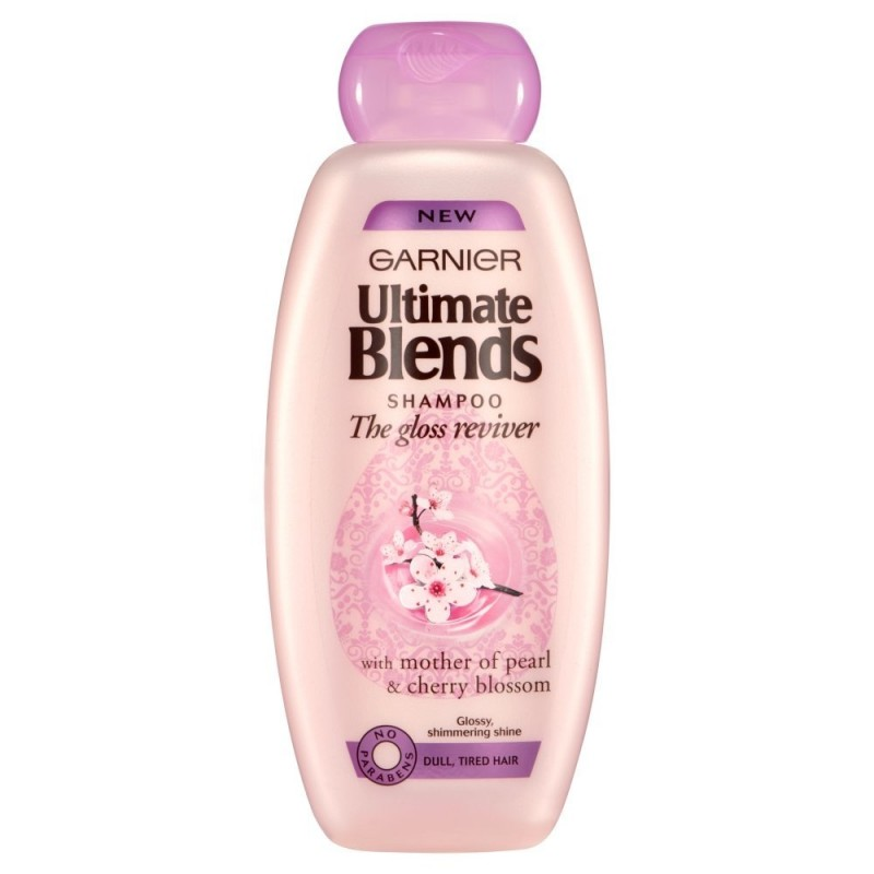 Garnier Ultimate Blends The Gloss Reviver Shampoo
