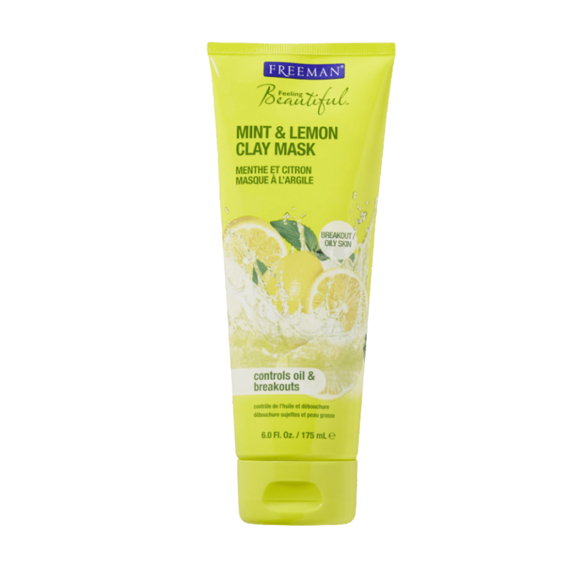 Freeman Mint & Lemon Clay Mask
