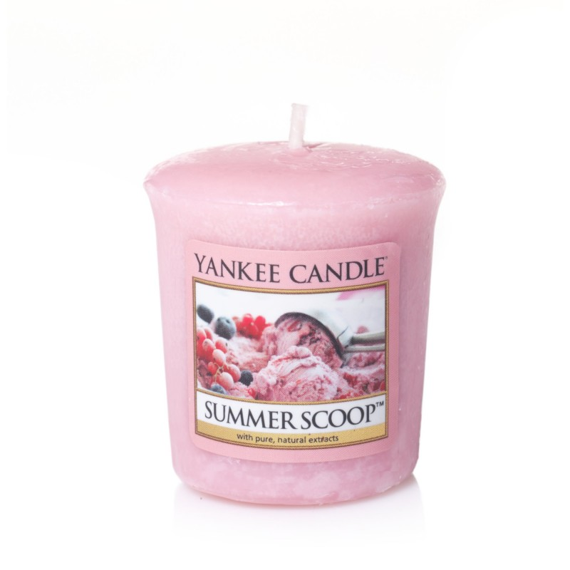 Yankee Candle  Classic Mini Summer Scoop Candle
