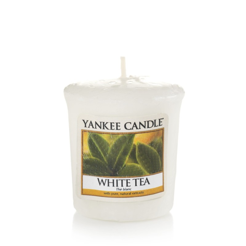 Yankee Candle  Classic Mini White Tea Candle