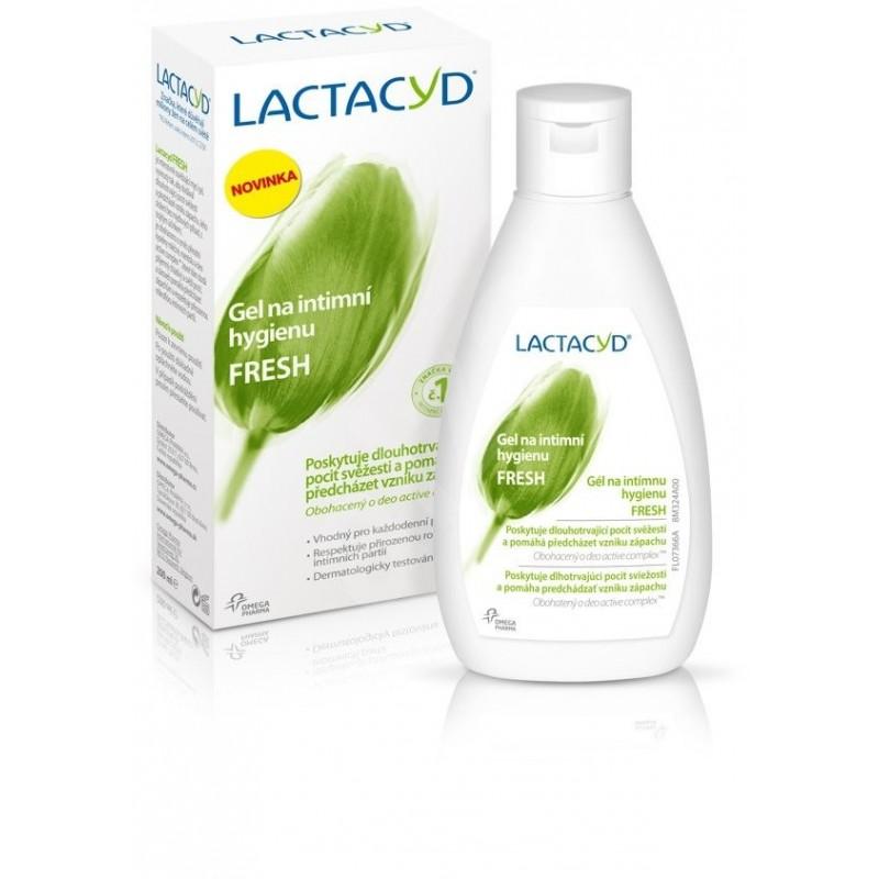 lactacyd i underlivet