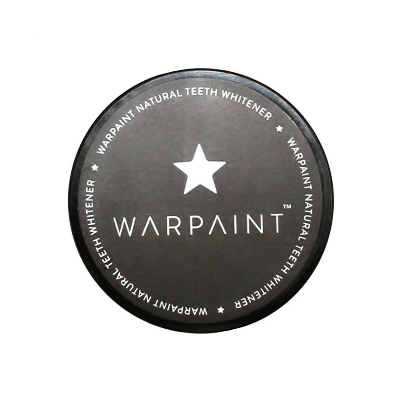 Warpaint Organic 100% Natural Teeth Whitener