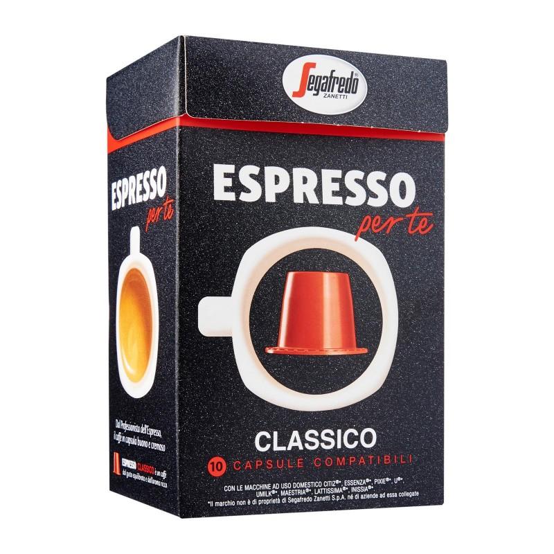 Segafredo Espresso Classico Coffee Capsules