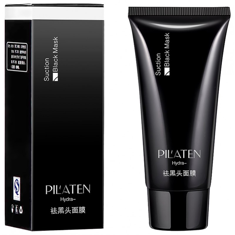 Pilaten Black Mask Hydra - 60 ml