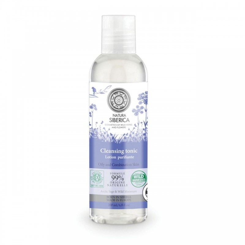Natura Siberica Cleansing Tonic Oily & Combination Skin