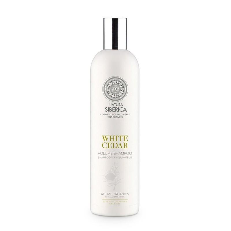 Natura Siberica White Cedar Volume Shampoo