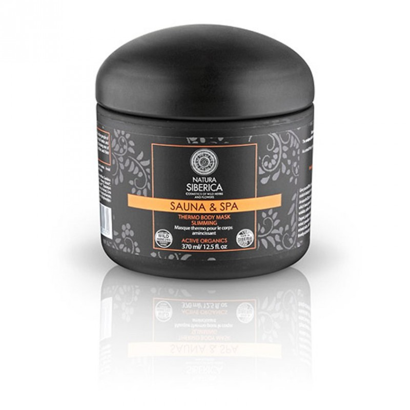 Natura Siberica Sauna & Spa Thermo Body Mask Slimming