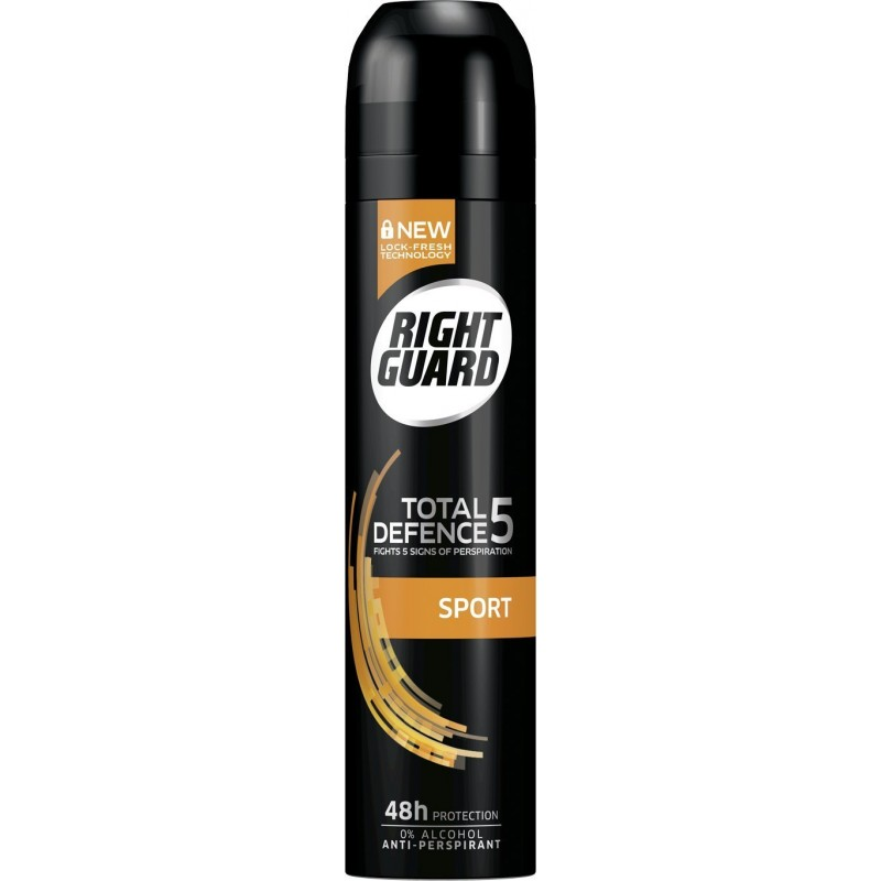 Right Guard Men Total Defence 5 Sport Deospray
