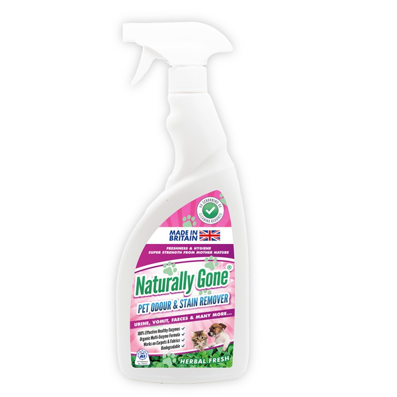 Airpure Pet Odour & Stain Remover Herbal Fresh
