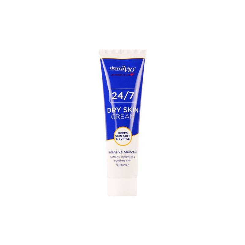 DermaV10 24/7 Dry Skin Cream