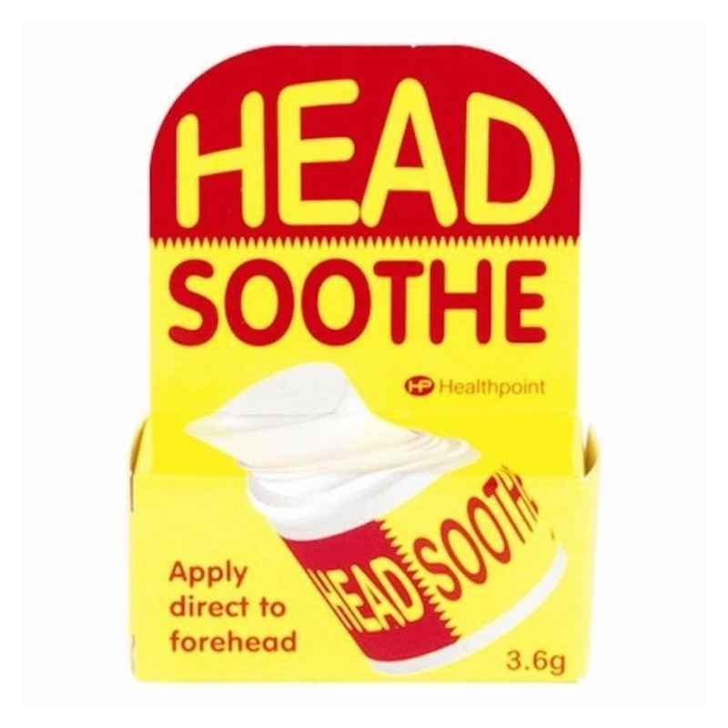Healthpoint  Head Soothe Temple Balm