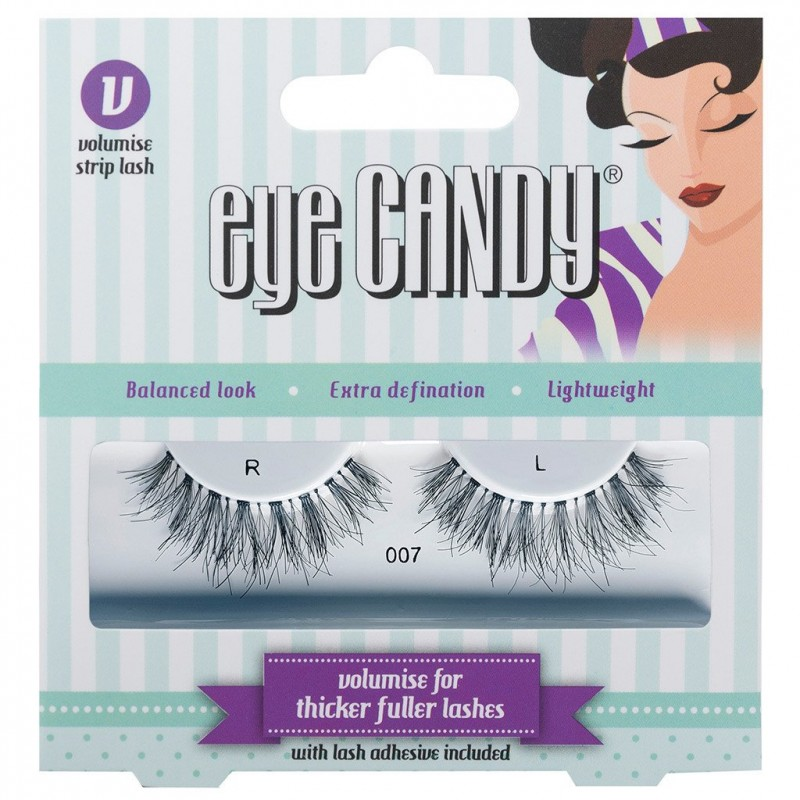 Eye Candy 50's Style False Lashes 007