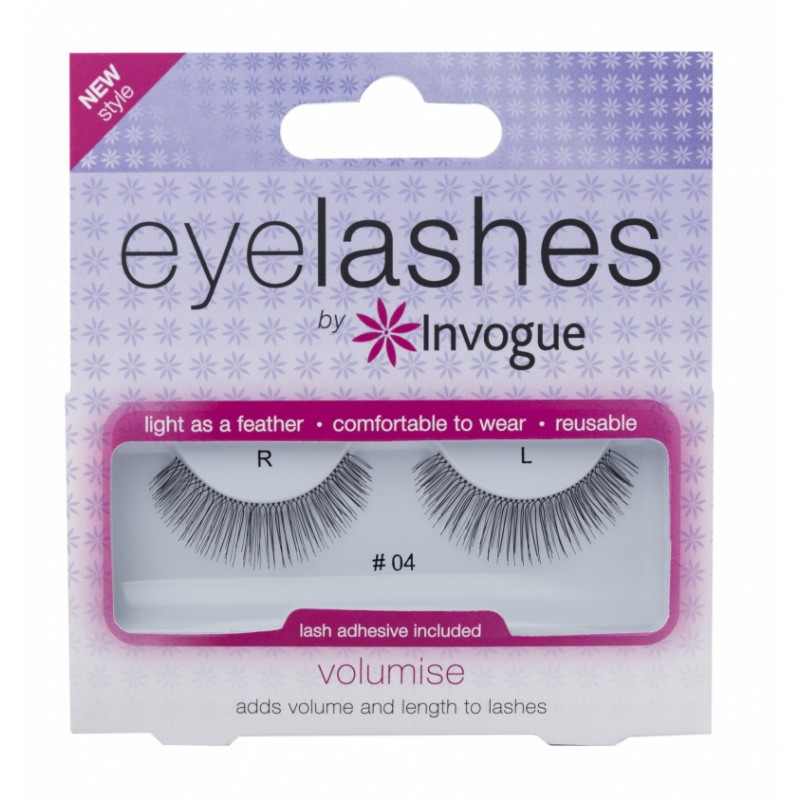 Invogue Eyelashes Volumise 04
