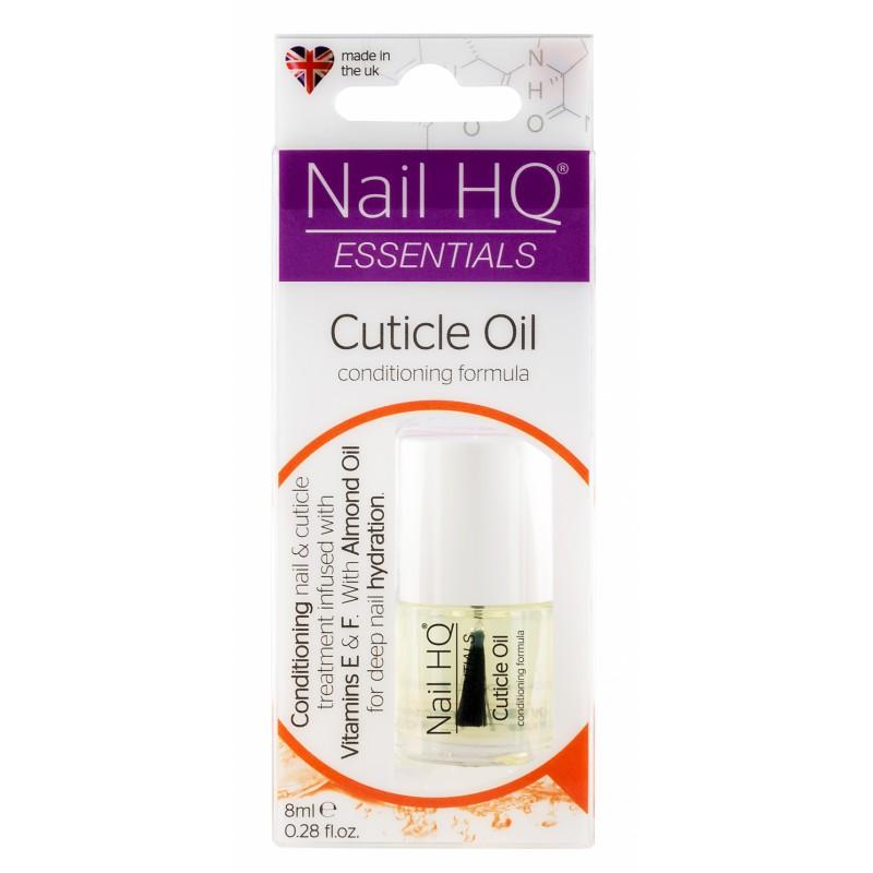 Nail HQ Essentials Cuticle Oil