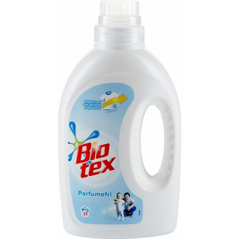 Biotex Flydende Vaskemiddel Parfumefri