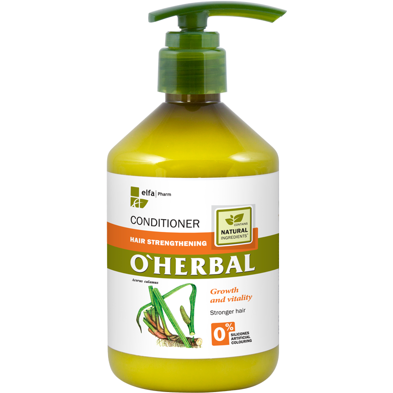 O'Herbal Hair Strengthening Calamus Root Extract Conditioner