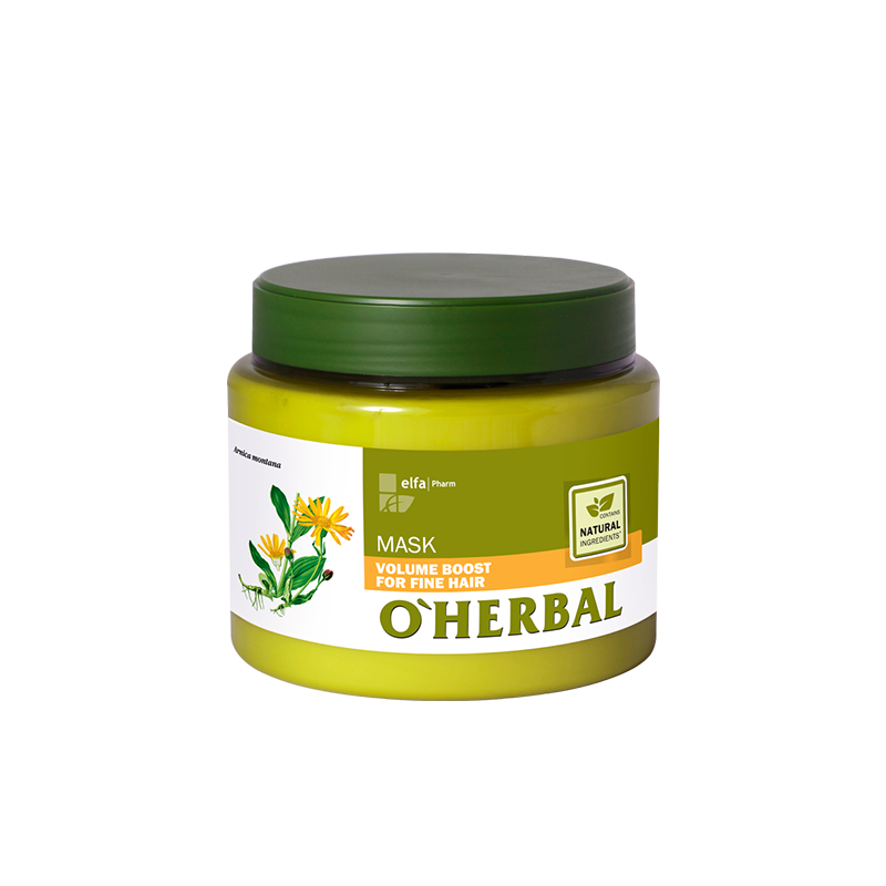 O'Herbal Volume Boost Fine Hair Arnica Extract Hair Mask