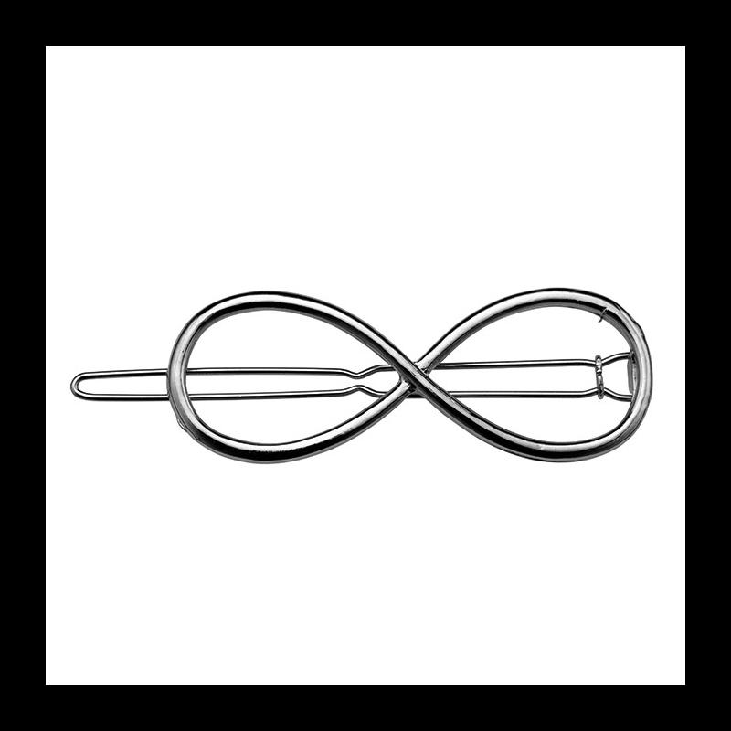 Everneed Kaya Infinity Hårspænde Sølv