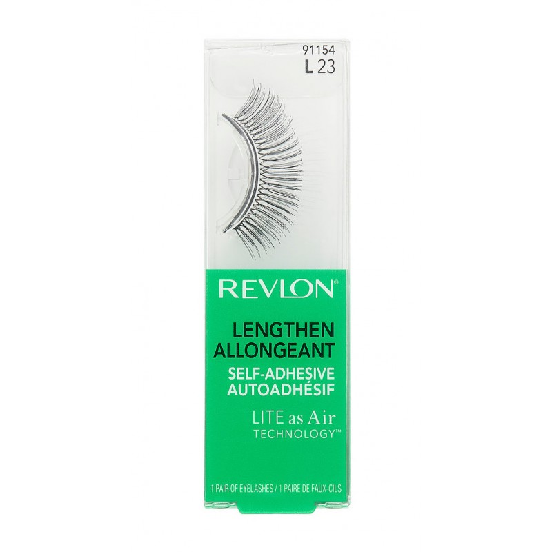 Revlon Lengthen Self-Adhesive False Eyelashes L23