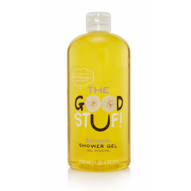 The Good Stuf! Banana Shower Gel