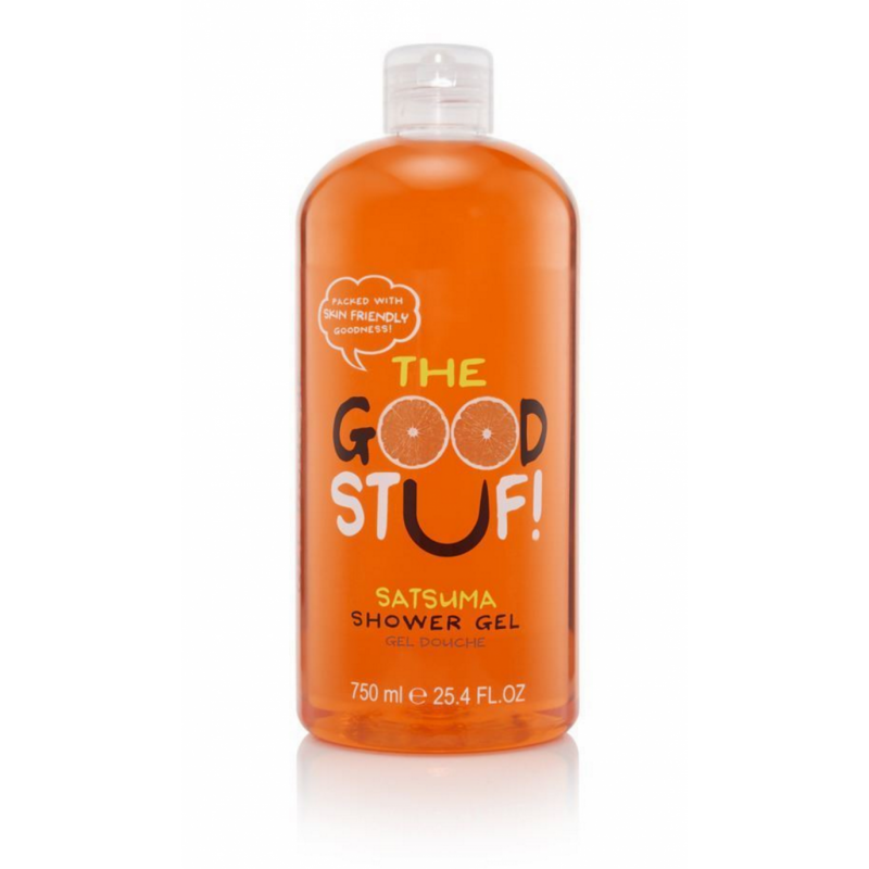 The Good Stuf! Satsuma Shower Gel