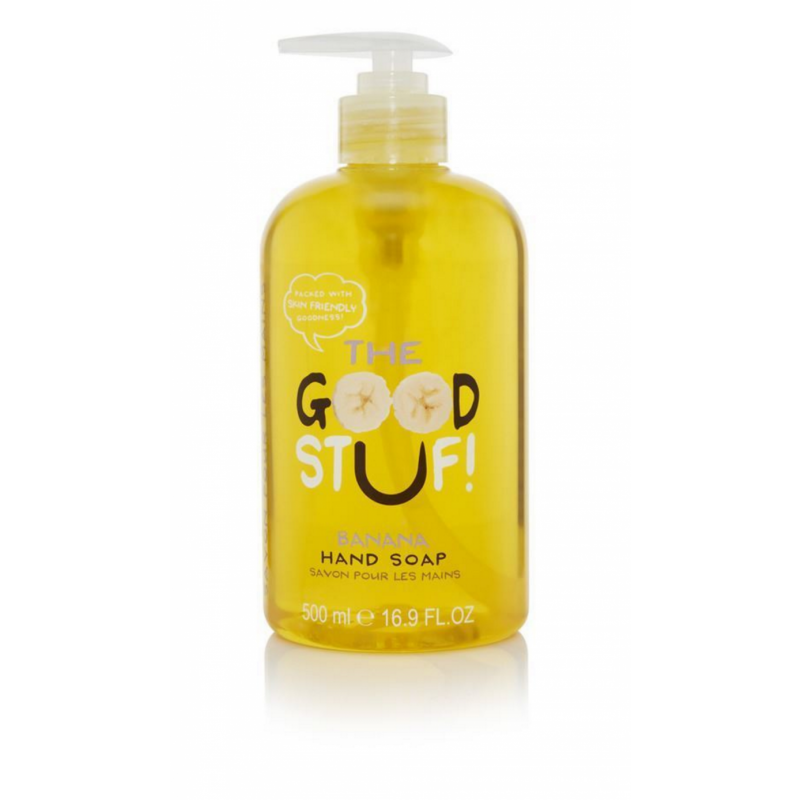 The Good Stuf! Banana Hand Soap