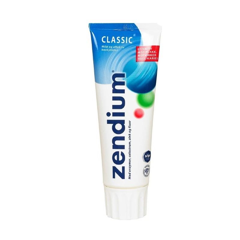 Zendium Classic Toothpasta