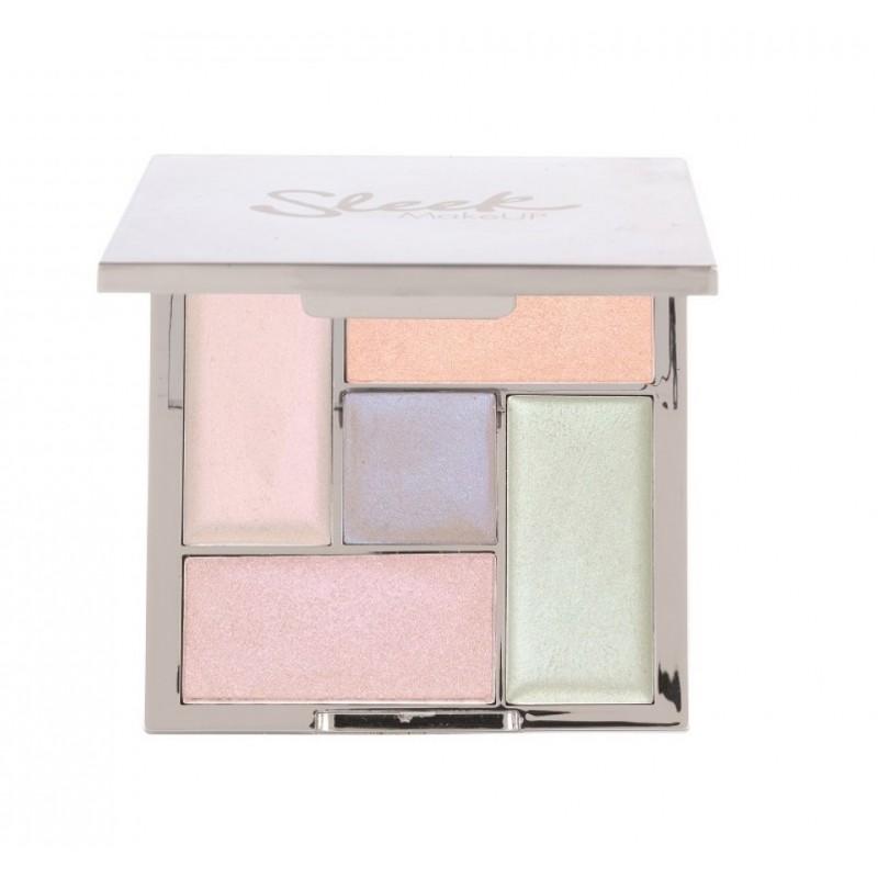 Sleek Makeup Highlighting Palette Distorted Dreams