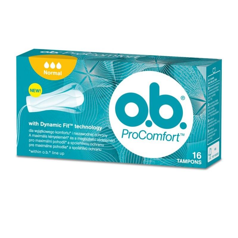 O.B. Pro Comfort Normal