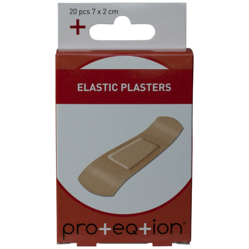 Proteqtion Elastic Plasters