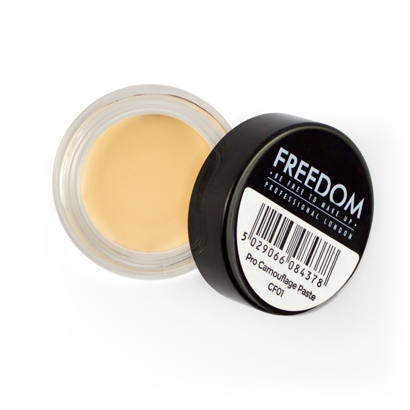 Freedom Makeup Pro Camouflage Paste Corrector CF01