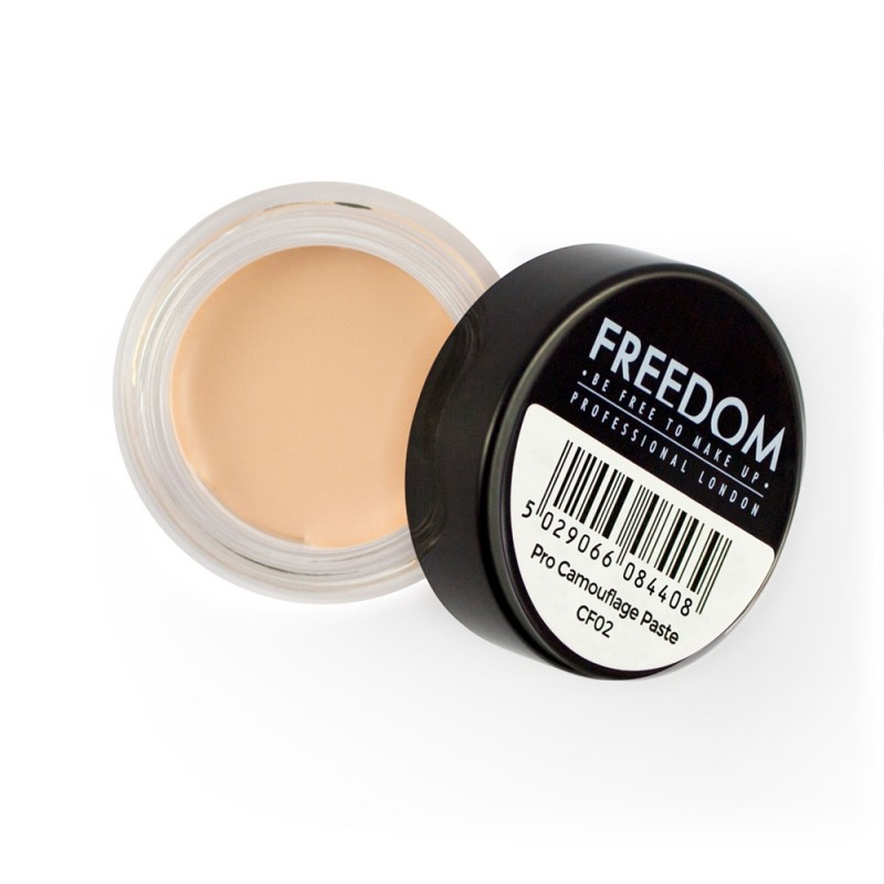 Freedom Makeup Pro Camouflage Paste Corrector CF02