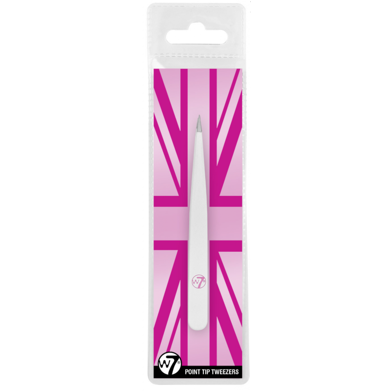 W7 Pointed Tip Tweezers