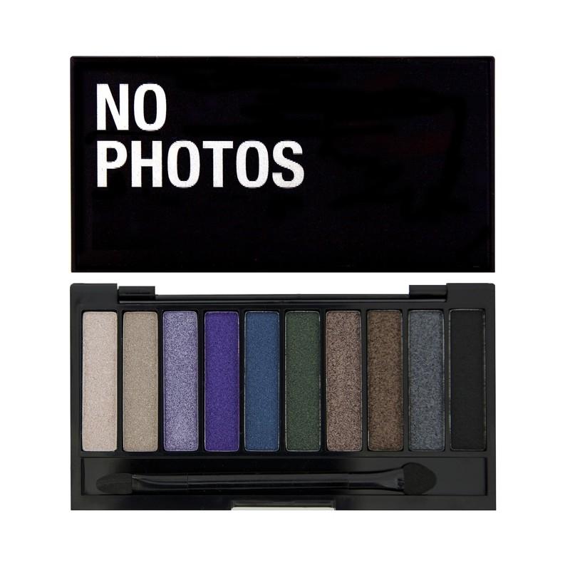 I Heart Makeup Eyeshadow Palette No Photos Please & Mini Primer