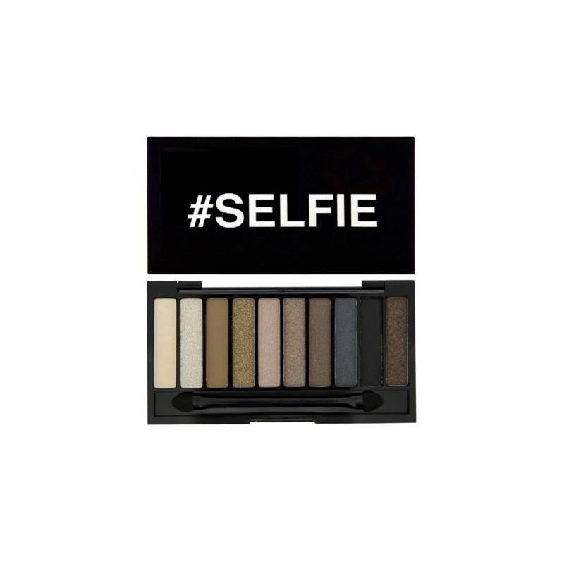 I Heart Makeup Eyeshadow Palette Selfie & Mini Primer