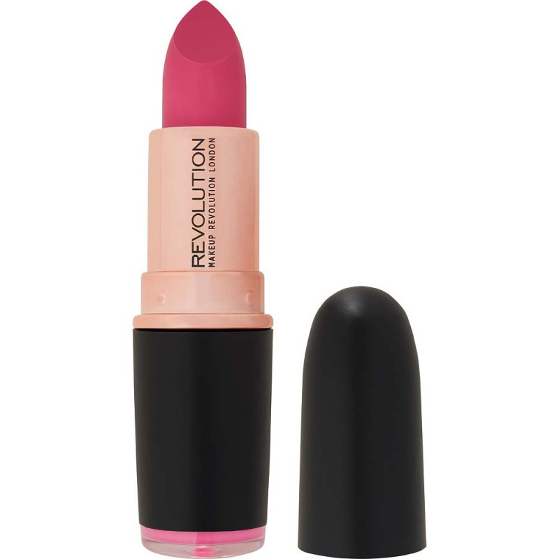 Revolution Makeup Iconic Matte Lipstick Best Friend