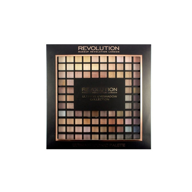Revolution Makeup Ultimate Eyeshadow Collection Palette