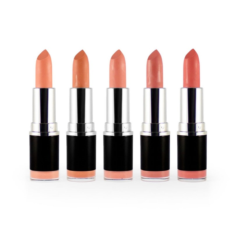 Freedom Makeup Naked Mattes Lipstick Collection