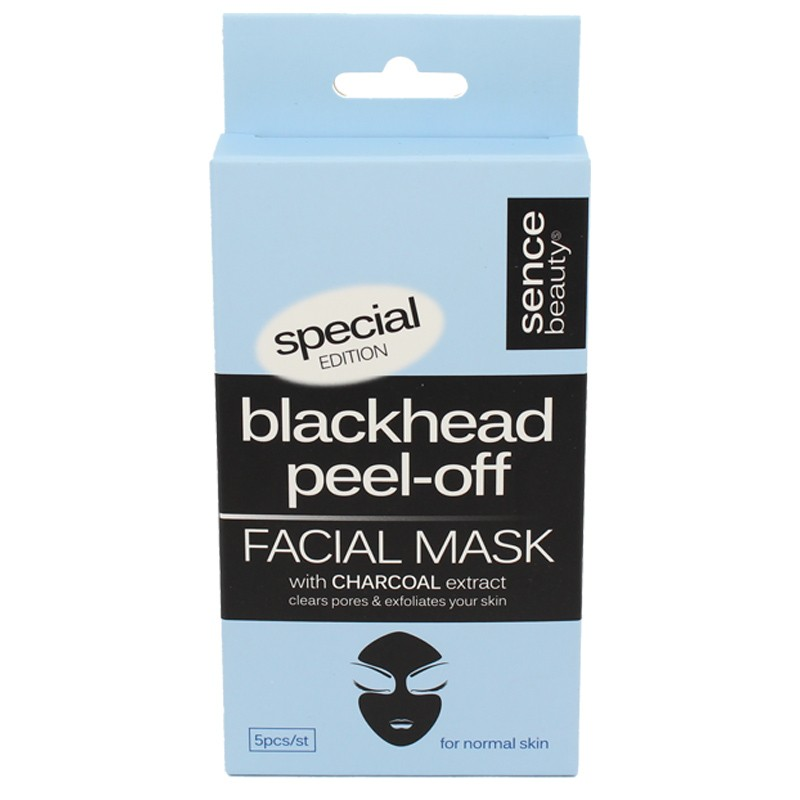 Sencebeauty Blackhead Peel Off Facial Mask