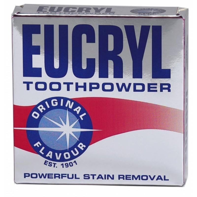 Eucryl Tandpulver Original