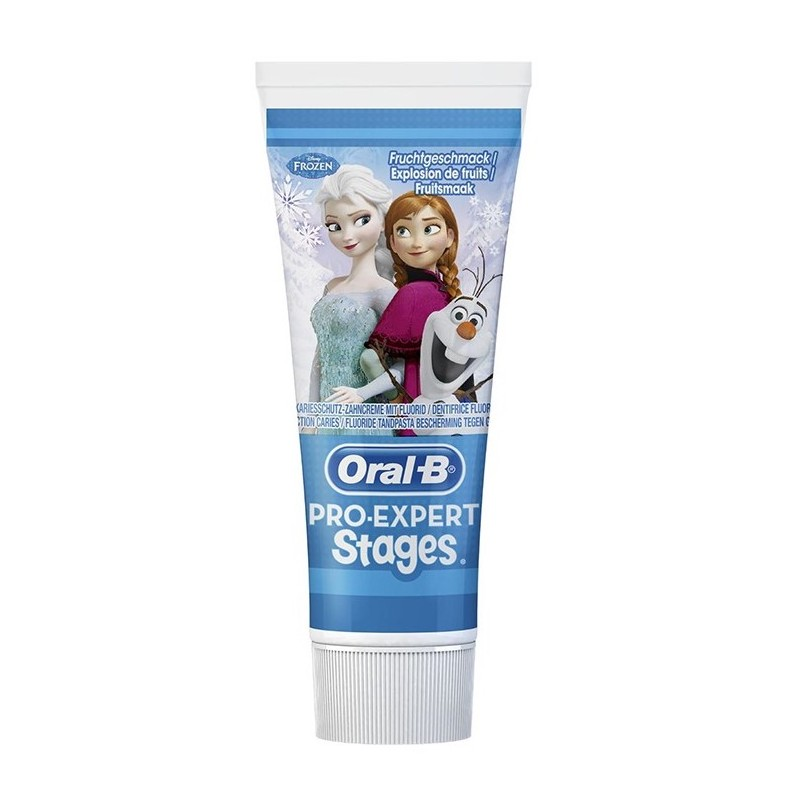 Oral-B Stages Toothpaste Frozen