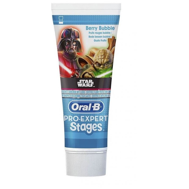 Oral-B Stages Hammastahna Star Wars